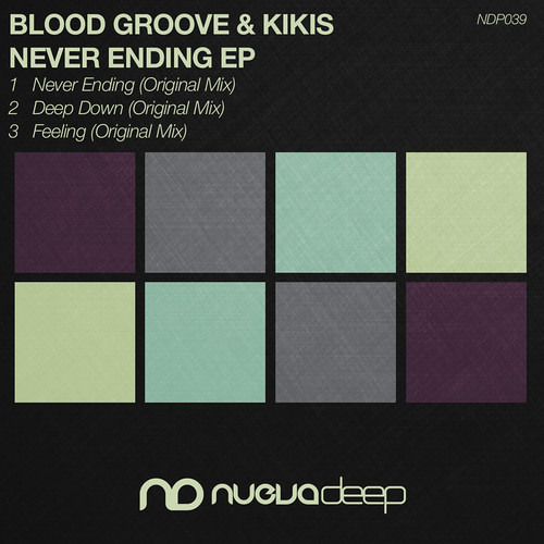 Blood Groove & Kikis - Feeling  **OUT NOW**