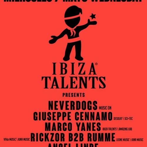 Podcast for Ibiza Talents - Party @ Pacha Ibiza 7h may 2014