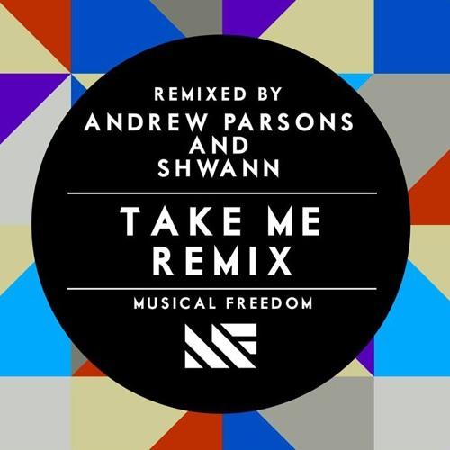 Tiësto - Take Me (Andrew Parsons & Shwann Remix)