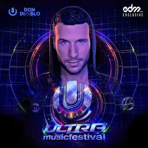 Don Diablo Live @ Ultra Music Festival 2014