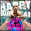 Lady Gaga - Birthday Mix 2014 (Mashup by J2J)