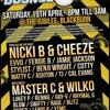 Bounce It Up Bank Holiday 19th April Promo Mix - DJ Cheeze & MC Wilko