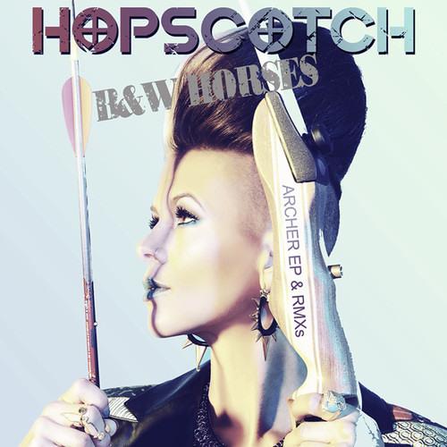"""Hopscotch """"Black & White Horses"""" (Christopher Norman Remix)"""