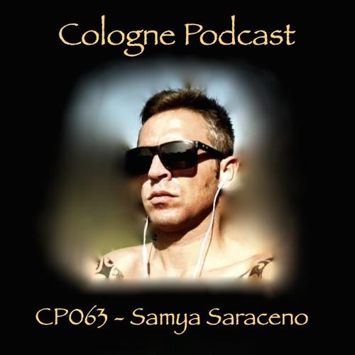 Cologne Podcast 063 with Samya Saraceno (Sicily Island, Italy)