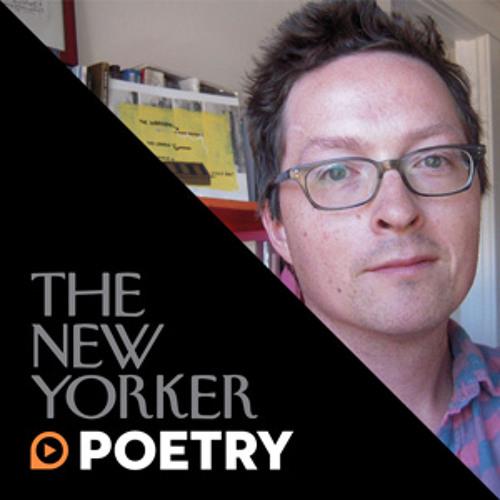 Michael Dickman reads Ellen Bryant Voigt