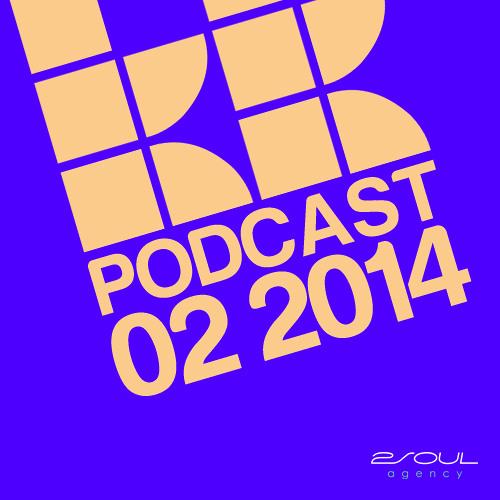 K K @ Podcast 02-2014 - Deep Tech / Tech House *FREE DOWNLOAD*