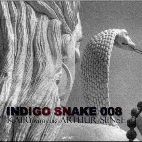 Arthur Sense - Indigo Snake #008 Guest Mix [April 2014] on Mcast