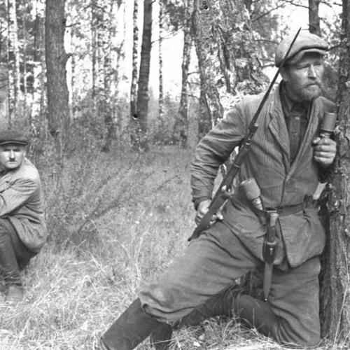 De sista partisanerna