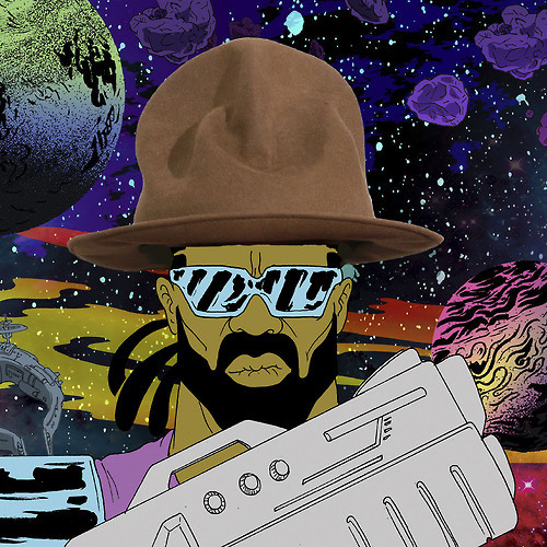 "Major Lazer - Aerosol Can ft Pharrell (The Letter ""C"" Lysol Remix)"