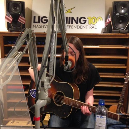Sarah Jarosz live on Lightning 100