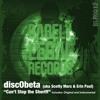 BLR012 : discObeta - Can't Stop the Sheriff (Original Mix)