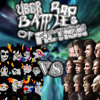 AlterniaBound versus The Doctors. Uber Rap Battles of Fiction #29