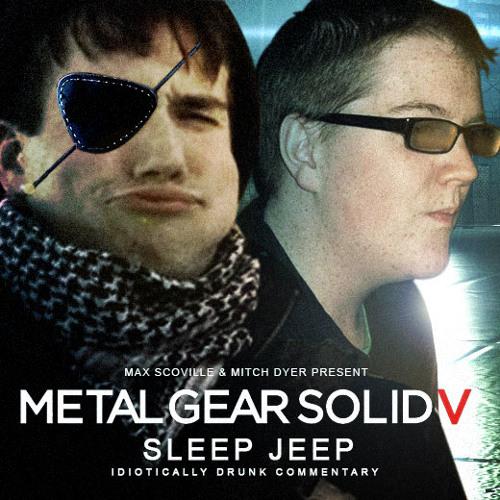 METAL GEAR SOLID V: SLEEP JEEP