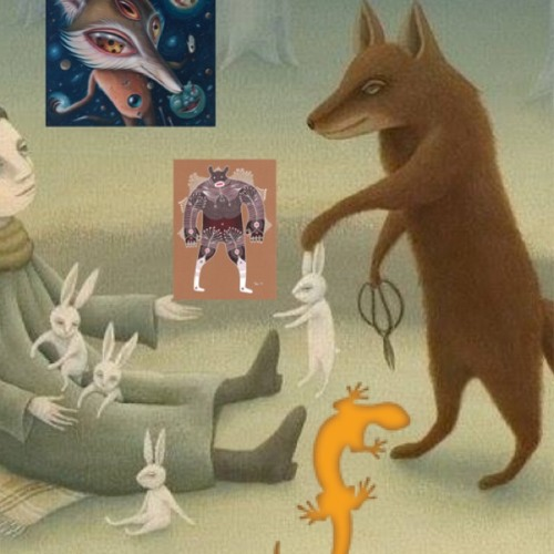 Yellow Salamand'r 4 - Was Sagt Der Fuchs?