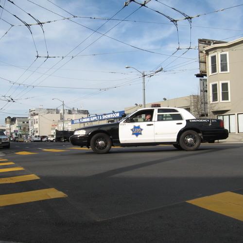 Police Scanner During Bernal Heights Park Shooting