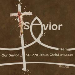 مراثي أرميا The Savior Team