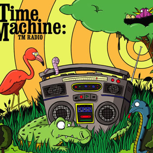 Time Machine - The Wiggle