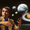 Carl Sagan Cosmos - The Pale Blue Dot