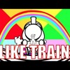 I LIKE TRAINS (asdfmovie Song)+Lyrics
