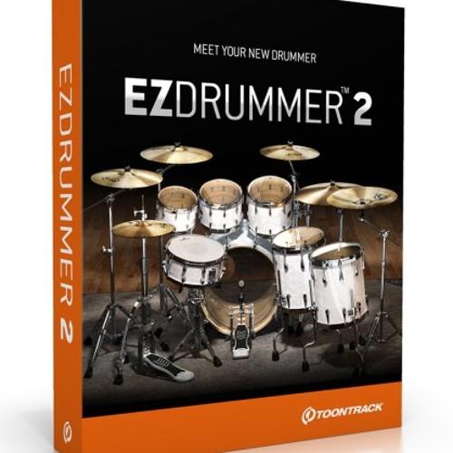 01 Treadstone - EZdrummer 2 Modern Setup