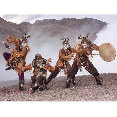 """""""Turan"""" ethno folk band - Er Turan (Kazakhstan)"""