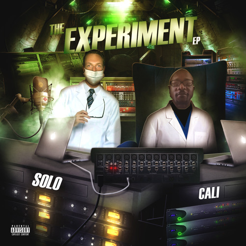 Harn SOLO & Caliobzvr - The Experiment (EP)