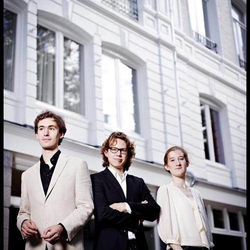 Van Baerle Trio - Maurice Ravel, Piano Trio, I Modéré