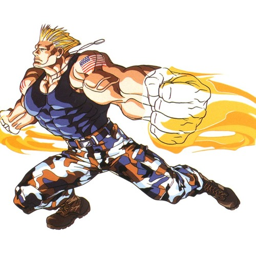 Guile's Jazzy Theme