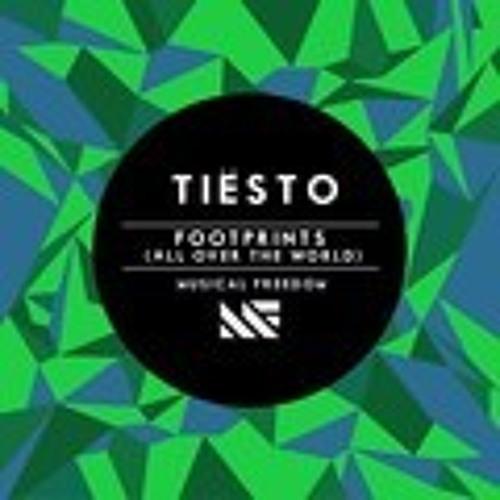 Tiesto - Footprints (All Over The World)