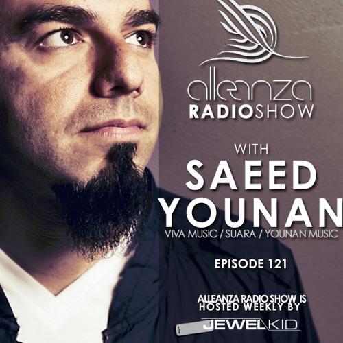 Jewel Kid presents Alleanza Radio Show - Ep.121 Saeed Younan