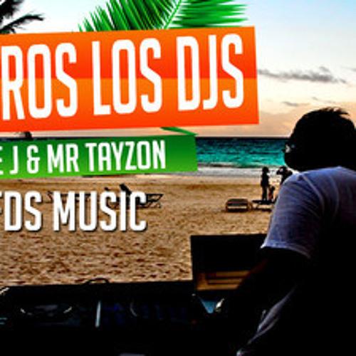 14.-  Eddie J & MrTayzon - Nosotros Los Djs -[ Master Remix Official Demo]