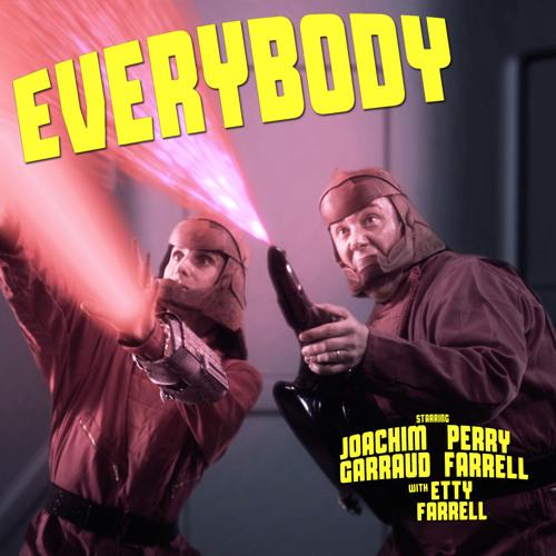 Joachim Garraud, Perry & Etty Farrell - Everybody (Back2Rave Remix) [TEASER]