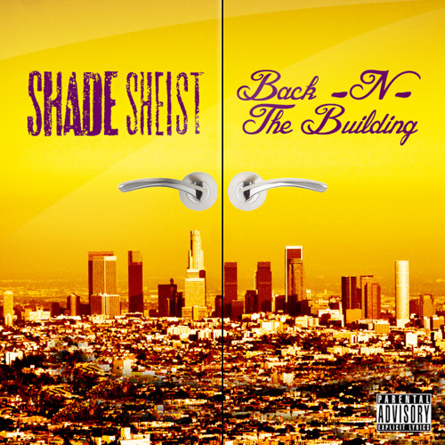 Shade Sheist - Back N The Building (Official Remix By Brothers Nalbandyan)
