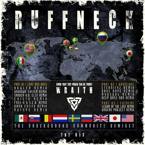 Ruffneck - Wraith (Nutype Remix)