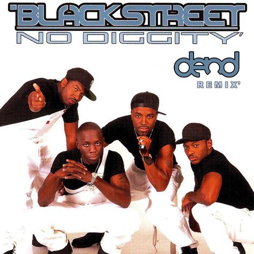 Blackstreet - No Diggity (D.END remix) [REMASTERED]