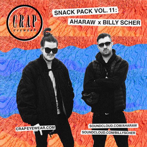 CRAP Eyewear Snack Pack Volume 11: AHARAW X BILLY SCHER