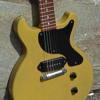 2012 Gibson Les Paul Junior double-cutaway electric guitar (demo)