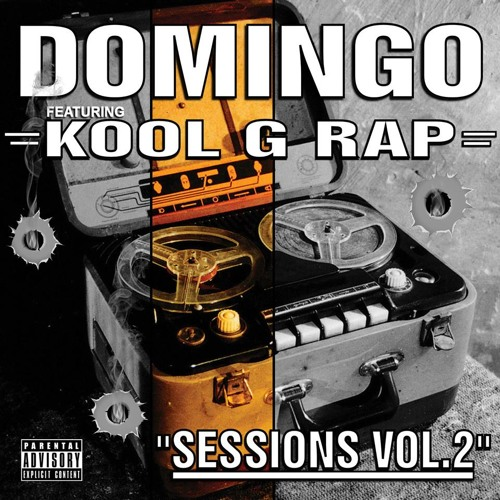"Kool G Rap ""Rising Up"" (Original) Sessions Vol 2. Prod. By Domingo"
