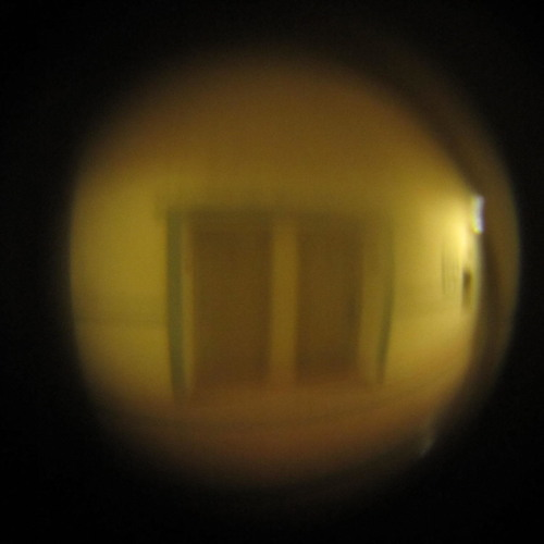 Power to the Peephole!