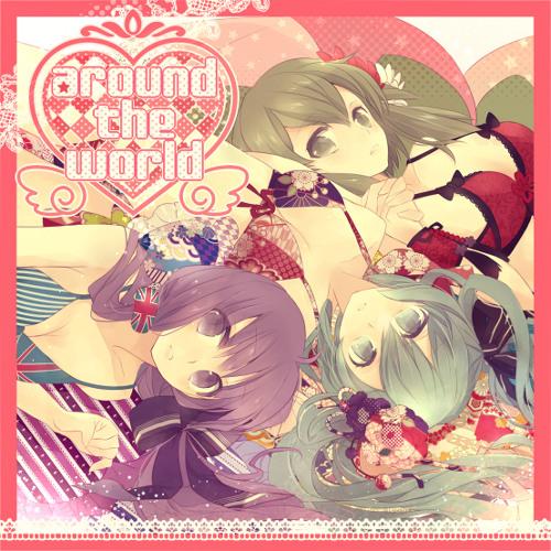 2nd Album/around the world
