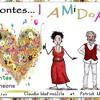Contes La Mi Do Ré Contes et chansons. Claudia Mad'moiZèle et musicien