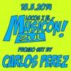 CARLOS PEREZ SET PROMO LOCOS X EL MUSICON (ZUL 18 - 05 - 2014)