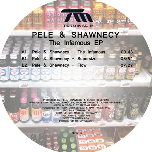 Pele & Shawnecy - Supersize (Terminal M)