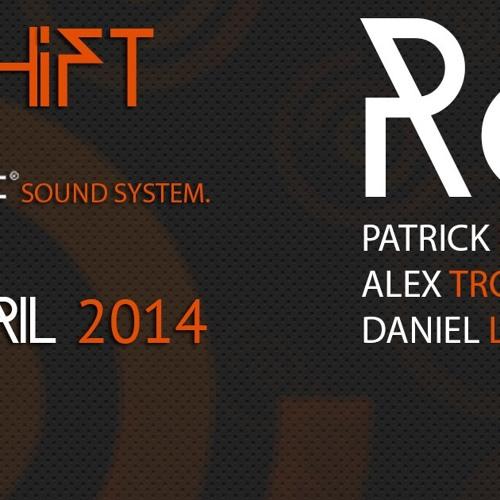 Time Shift Back To Techno [Promo Mix 2014]