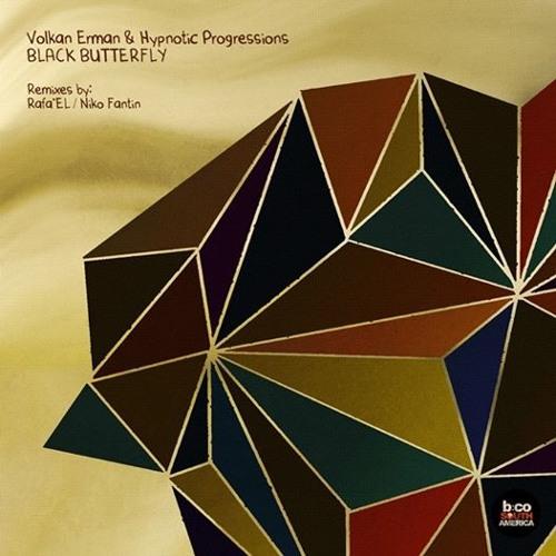Volkan Erman & Hypnotic Progressions - Black Butterfly (Original Mix) [BCSA] (CUT)