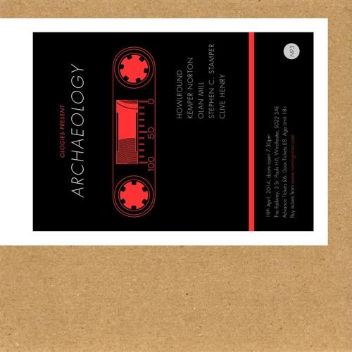 Archaeology Gig - The Railway - Winchester (UK) - 19-4-14 - Companion CD