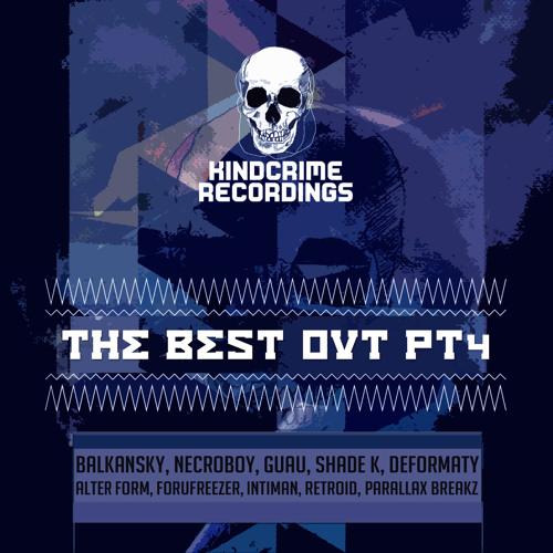 KDC072: Necroboy & Alter Form - Dark Leadership (Retroid Remix)