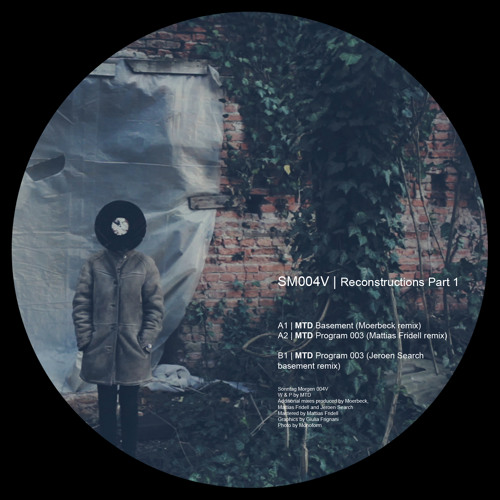 Mattias Fridell Remix # MTD - Program 003 (SM004v) •