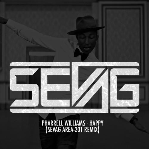 Pharrell Williams - Happy (Sevag Area-201 Remix)