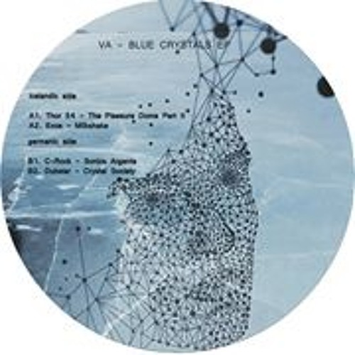 A1. Thor54 - The Pleasure Dome Part II [CSR003] vinyl only
